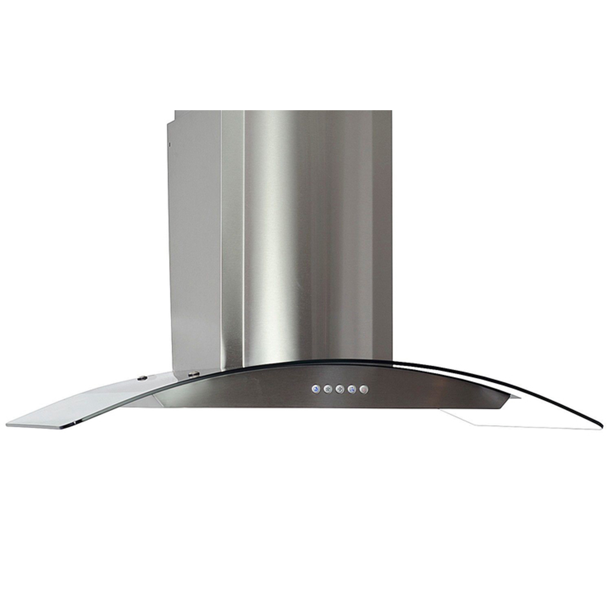 Wall Exhaust Hood ~ Cosmo appliances quot wall mount range hood a