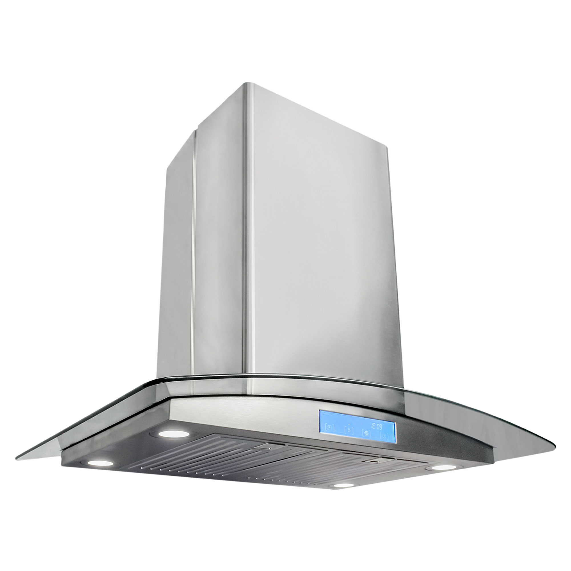 Kitchen Island Exhaust Hoods