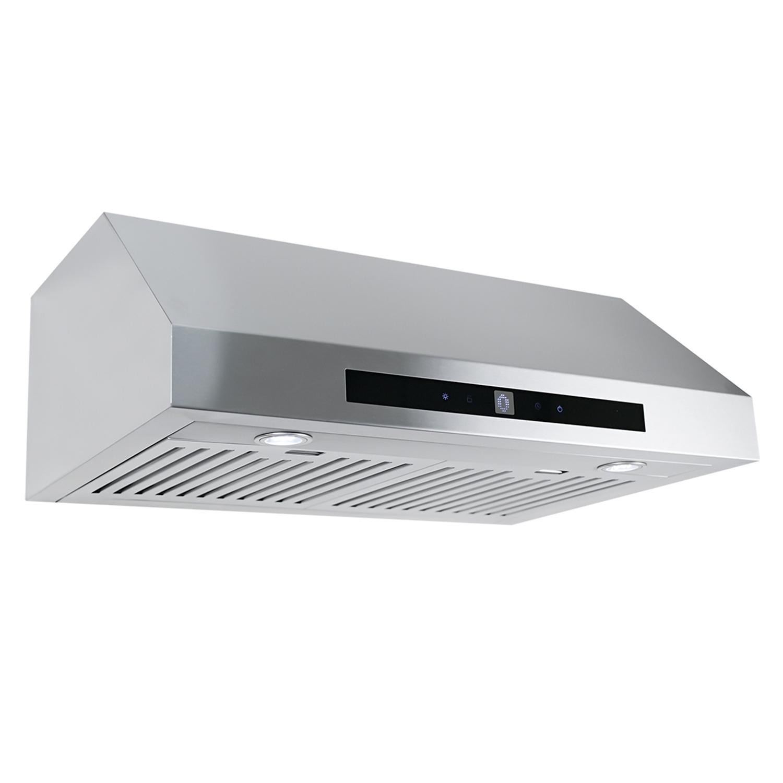 30 In Under Cabinet Range Hood Cosmo Appliances Umc30