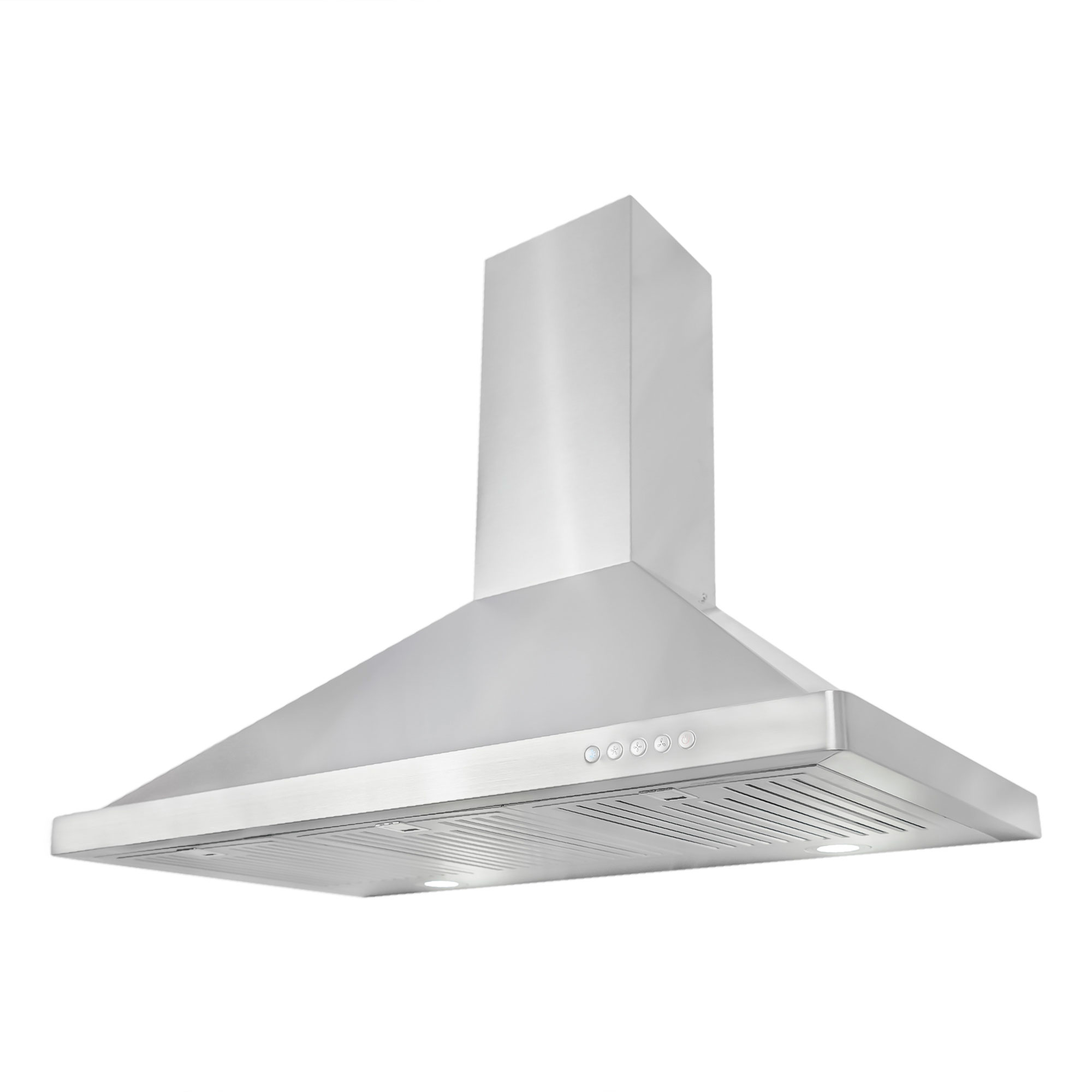 Wall Exhaust Hood ~ In wall mount range hood cosmo appliances ft