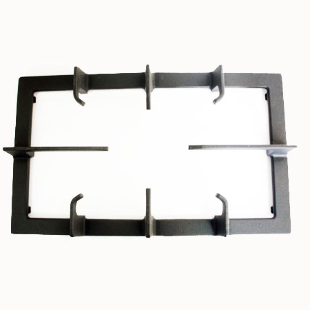Iron Cooktop and Stove Grates