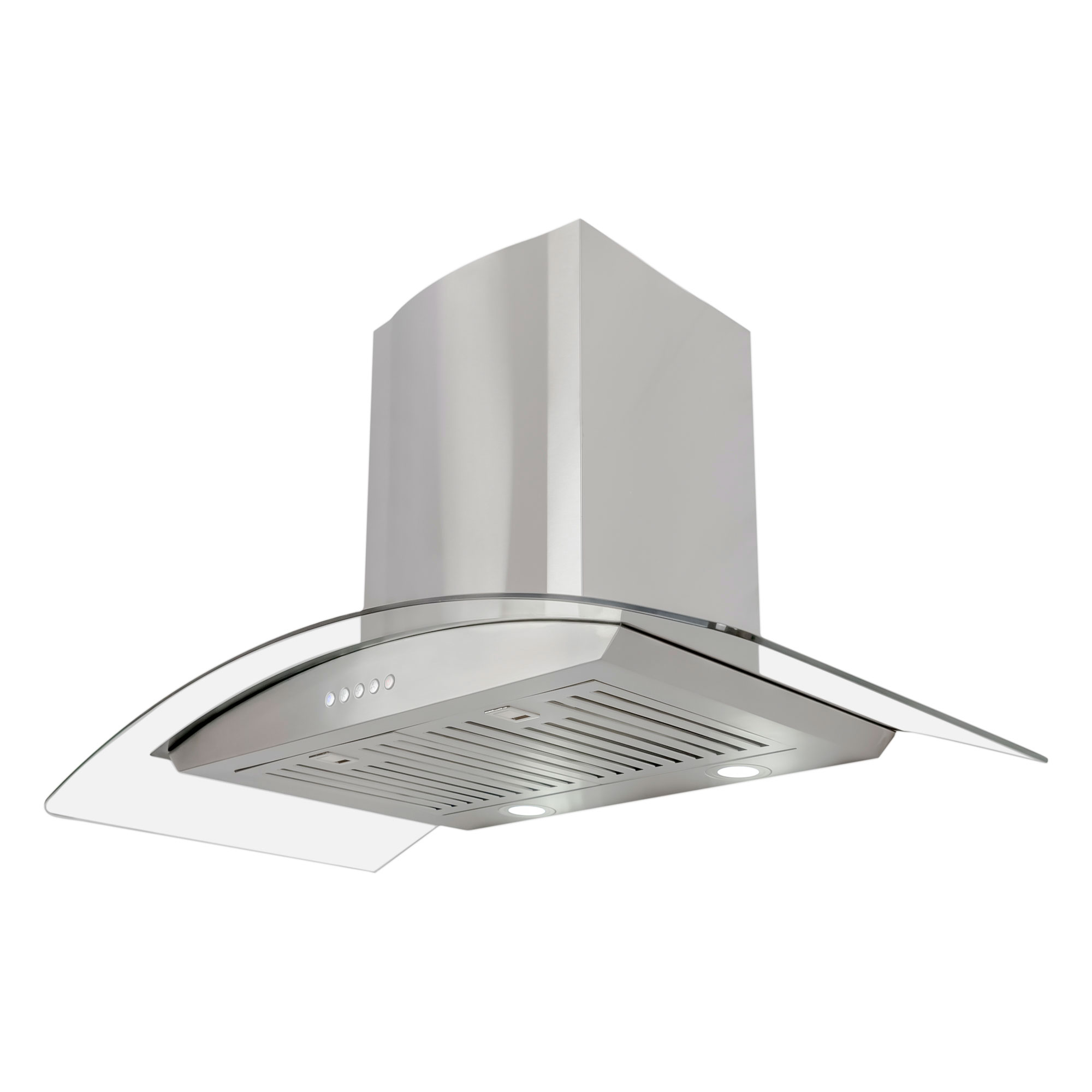 Wall Exhaust Hood ~ In wall mount range hood cosmo appliances a dl