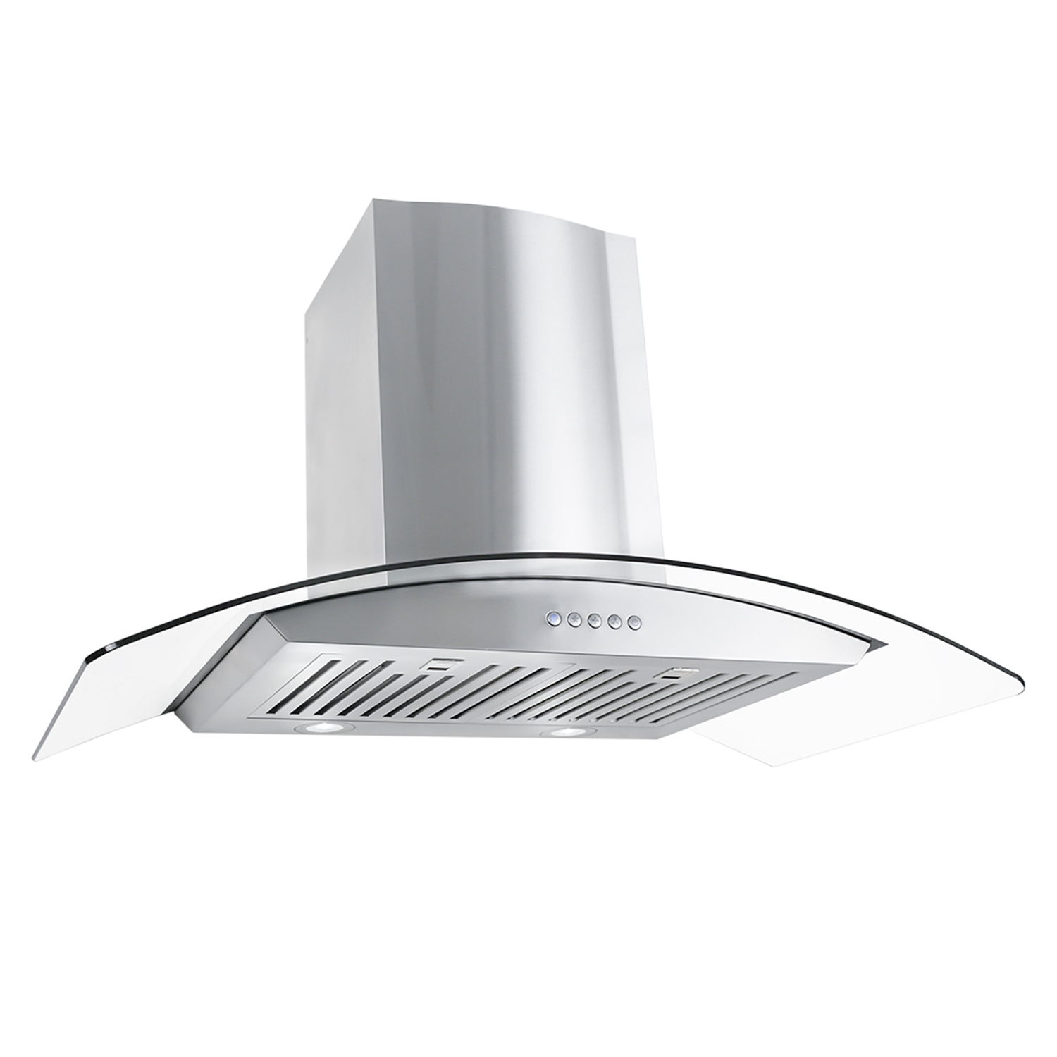 Wall Exhaust Hood ~ In wall mount range hood cosmo appliances cos a