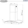COS-668ICS750 Dimension Drawing