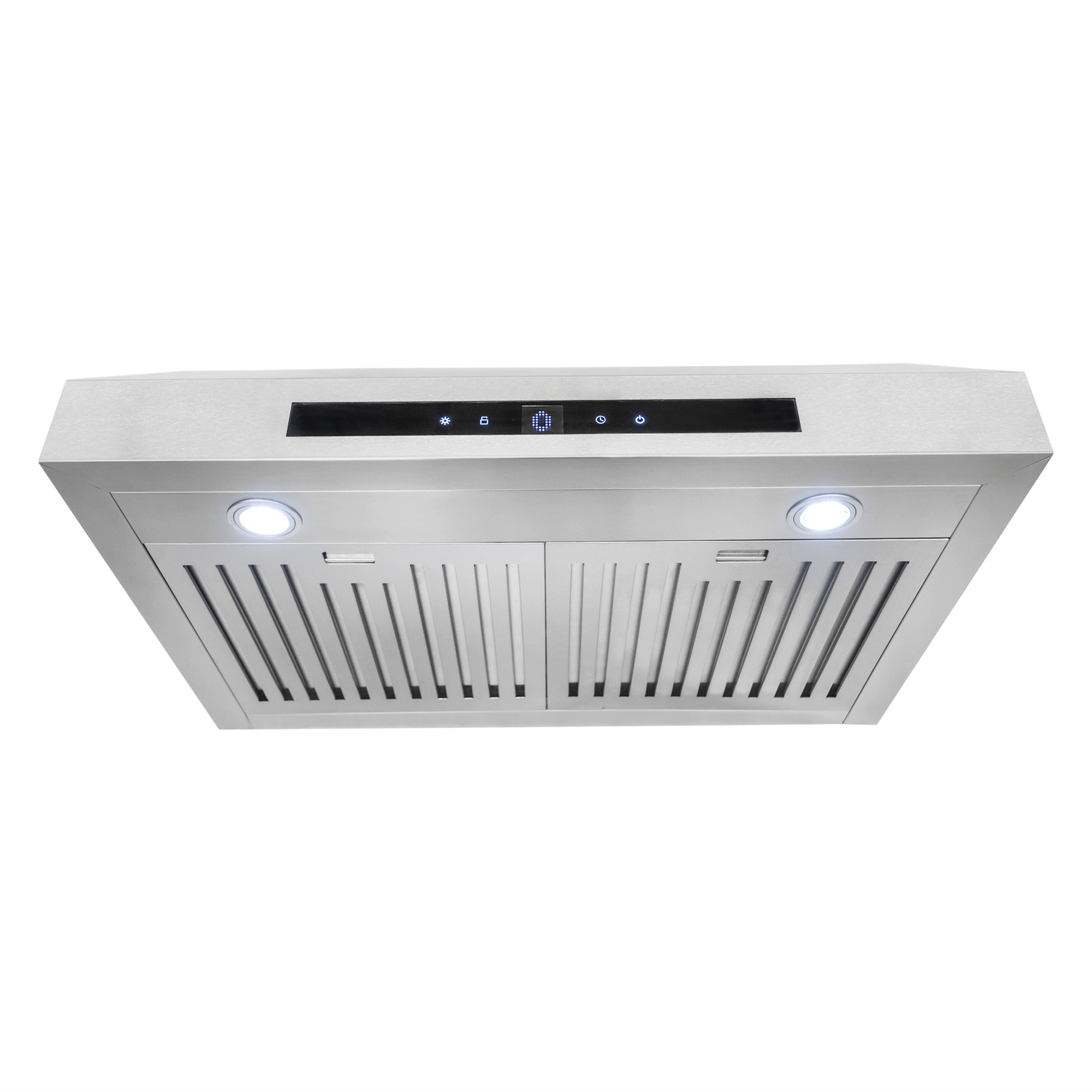 30 in under cabinet range hood cosmo appliances umc30 - Kitchen hood under cabinet ...