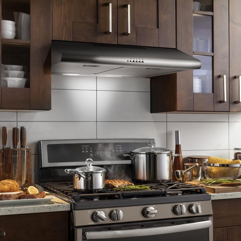 30 In. Under Cabinet Range Hood Cosmo Appliances (COS-5MU30