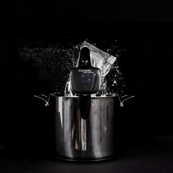 Cosmo Sous Vide Precision Cooker Kit