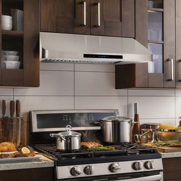 36 in. Under Cabinet Range Hood Cosmo Appliances (COS-QS90)