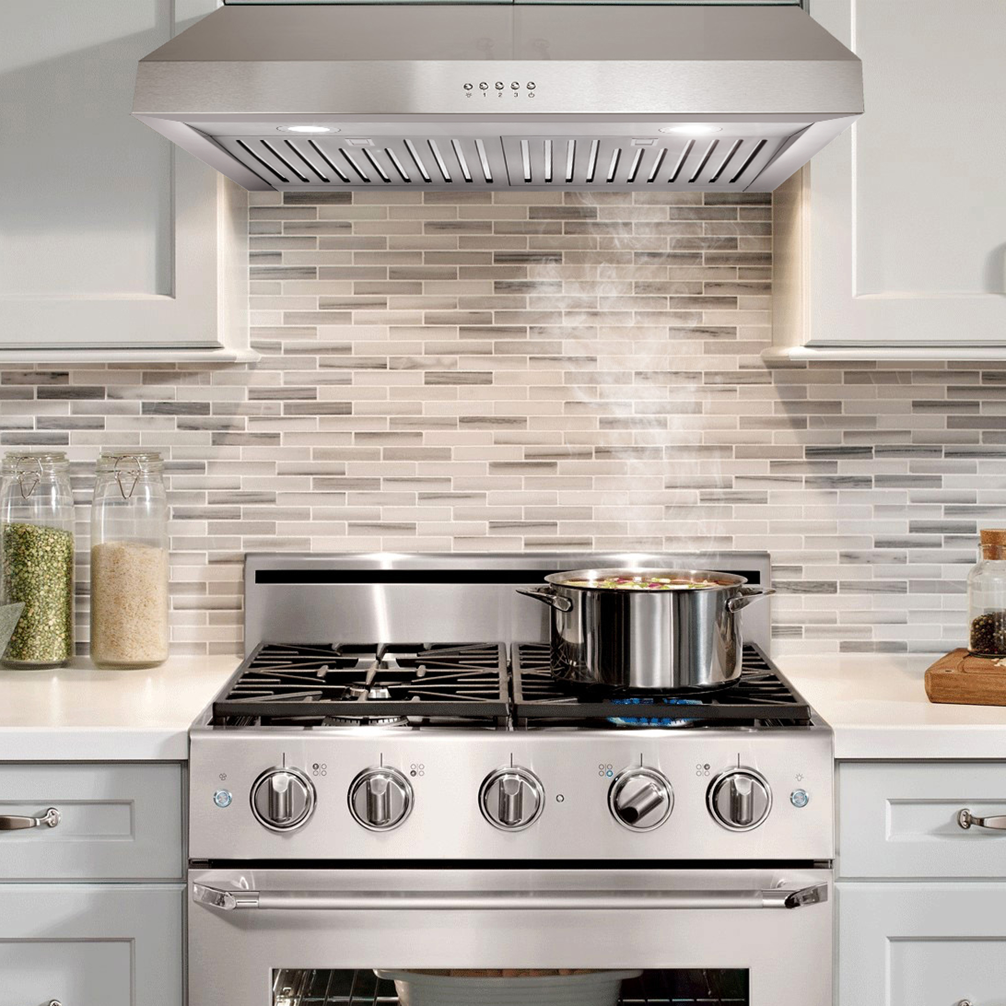 Every Kitchen Should Have a Range Hood