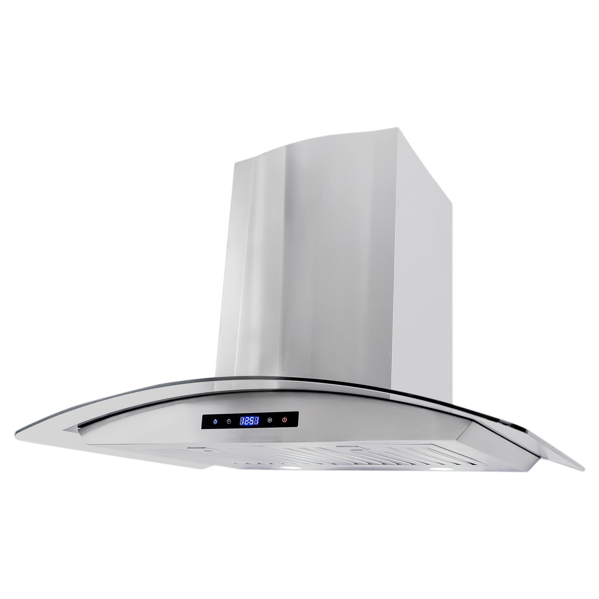 wall mount range hood 30 in wall mount range with touch controls cosmo 29480